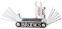 Миниинструмент Brooks MULTITOOL MT 21 honey