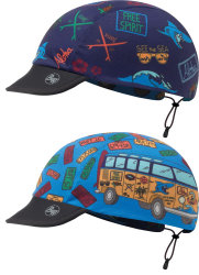 Кепка Buff CHILD CAP surf traveller blue