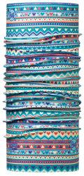 Бандана BUFF CHILD HIGH UV surf handicraft turquoisel