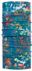 Бандана BUFF  HIGH UV aquatic camo turquoise