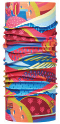 Бандана BUFF JUNIOR HIGH UV colourful mountains multi