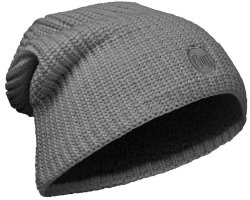 Шапка BUFF KNITTED POLAR HAT DRIP graphite