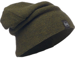 Шапка BUFF KNITTED HAT COLT forest night
