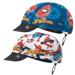 Кепка Buff SPIDERMAN CAP thwip multi-blue