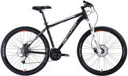 Велосипед Centurion BACKFIRE N8-HD 27.5 wrinkle black