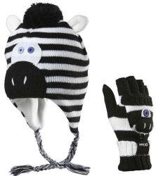 Шапка+перчатки Chaos CRAPOUX white