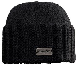 Шапка Chaos DOWNTOWN black heather