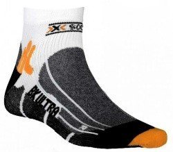 Носки X-Socks BIKING ULTRALIGHT white-black