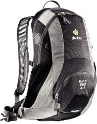 Велосипедный рюкзак Deuter RACE EXP AIR 4260 anthracite silver