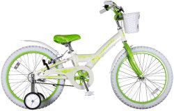 Велосипед Comanche FLORIDA FLY 20 white-green