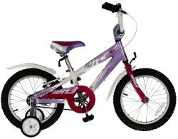 "Велосипед Comanche MOTO 16"" purple-white"
