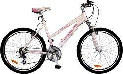 Велосипед Comanche NIAGARA L white-pink