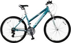Велосипед Comanche NIAGARA L 26 turquoise
