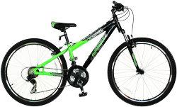 Велосипед Comanche ONTARIO COMP 26 black-green