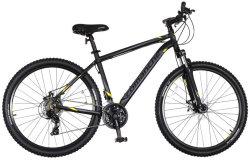 Велосипед Comanche PRAIRIE DISC 27,5 black