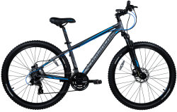 Велосипед Comanche PRAIRIE COMP 27.5 grey