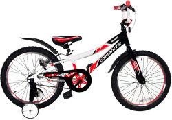 Велосипед Comanche SHERIFF W16 black-red-white