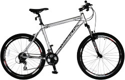 Велосипед Comanche TOMAHAWK 26 silver