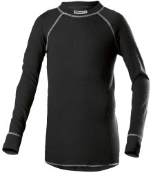 Термобелье Craft ACTIVE CREW NECK LS J black