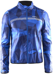 ���������� Craft FEATHERLIGHT JACKET P geo view-black
