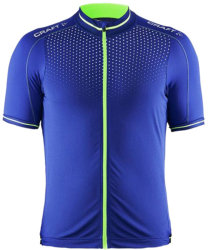 Веломайка Craft PB GLOW JERSEY M atlantic-gecko