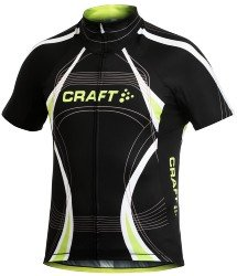 ��������� Craft PB TOUR JERSEY M black-white