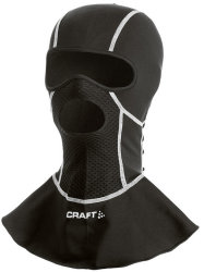 Балаклава Craft THERMAL FACE PROTECTOR black/platinum