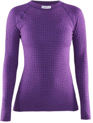 Термобелье Craft WARM WOOL CREW NECK W lilac-dynasty