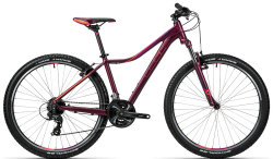 ��������� Cube ACCESS WLS 27,5 darkberry-coral