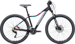 Велосипед Cube ACCESS WLS RACE 29 black-blue