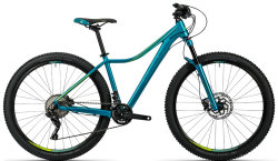 Велосипед Cube ACCESS WLS SL 29 bermudablue-kiwi