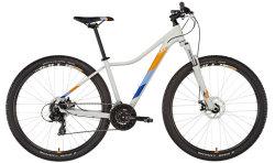 Велосипед Cube ACCESS WS 27.5 grey-orange