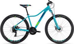 Велосипед Cube ACCESS WS 29 aqua-green
