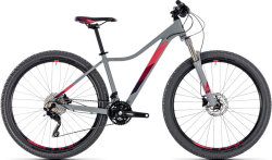 Велосипед Cube ACCESS WS RACE 27.5 grey-berry