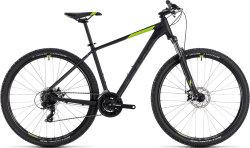 Велосипед Cube AIM 27.5 black-green