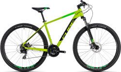 Велосипед Cube AIM 27.5 kiwi-black