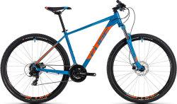 Велосипед Cube AIM PRO 27.5 blue-orange