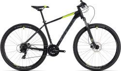 Велосипед Cube AIM PRO 29 black-flashyellow
