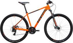Велосипед Cube AIM PRO 29 flashorange-grey
