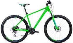 ��������� Cube AIM SL 27.5 green-blue