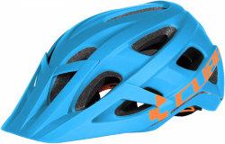 Велосипедный шлем Cube AM RACE blue-orange