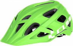 Велосипедный шлем Cube AM RACE green-white