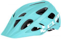 Велосипедный шлем Cube AM RACE iceblue-white