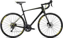 Cube Attain GTC SL Disc carbon n flashyellow