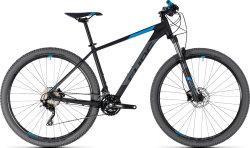 Велосипед Cube ATTENTION 29 black-blue