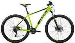Велосипед Cube ATTENTION SL 29 kiwi-black