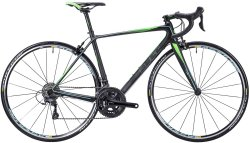 Велосипед Cube AXIAL WLS GTC PRO carbon-green-blue