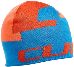 Шапка Cube BEANIE CUBIST blue-orange