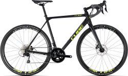 Велосипед Cube CROSS RACE black-flashyellow