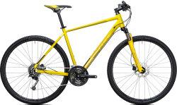 Велосипед Cube CURVE PRO lime-black